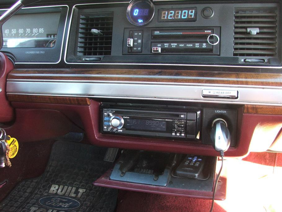 ford50only50 1991 Ford LTD Crown Victoria 9443922