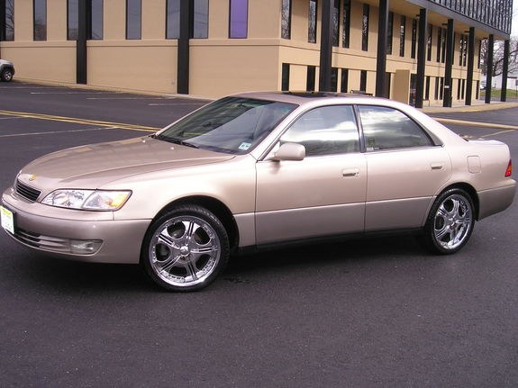 lexuses on18s 1999 lexus es specs photos modification. Black Bedroom Furniture Sets. Home Design Ideas