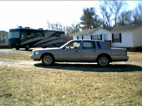 wyatthamby 39 s 1994 lincoln town car in simpsonville sc. Black Bedroom Furniture Sets. Home Design Ideas