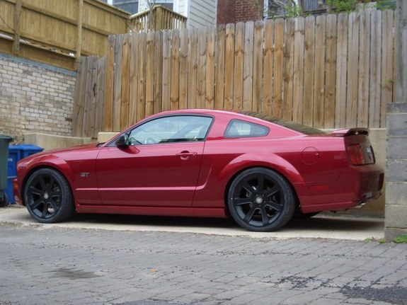 northy_polk 2007 Ford Mustang