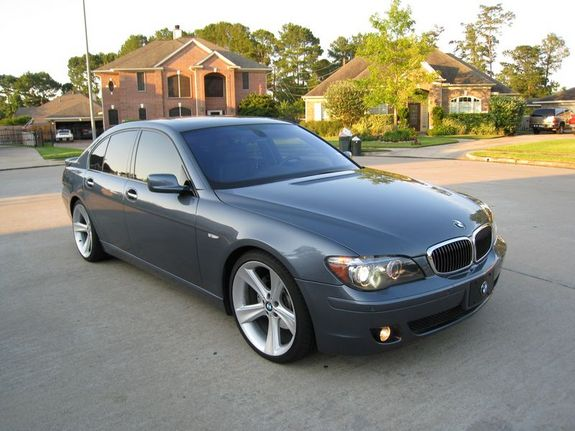 bimmercoholic 2006 bmw 7 series specs photos. Black Bedroom Furniture Sets. Home Design Ideas