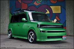 BoiseAuctioneers 2006 Scion xB