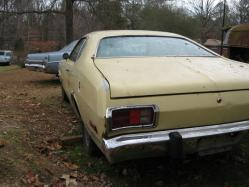 hotrodduster 1973 Plymouth Duster