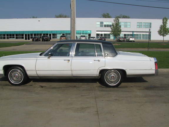 mr rsmith s 1990 cadillac fleetwood 1990 cadillac fleetwood brougham. Cars Review. Best American Auto & Cars Review
