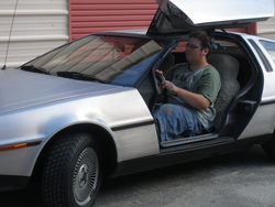 AdmiralSenns 1981 DeLorean DMC-12