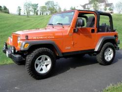 lactrain 2005 Jeep Rubicon
