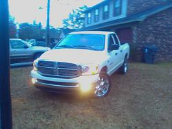 Nilla06s 2006 Dodge Ram 1500 Quad Cab