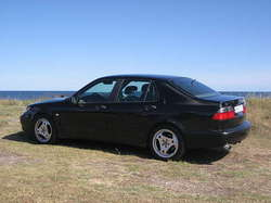 Chrizss 2000 Saab 9-5