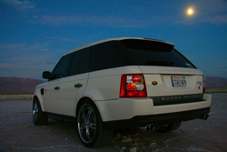 ThatsMrRover2Yous 2008 Land Rover Range Rover Sport