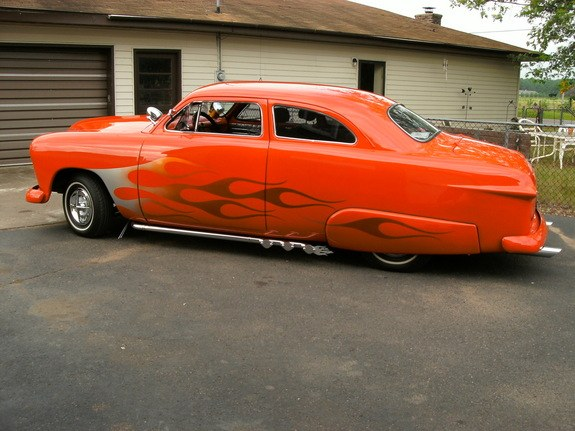 bits-n-pieces 1950 Ford Custom