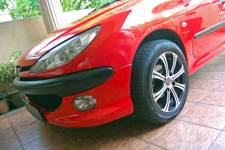 Another namidub 2006 Peugeot 206 post... - 11869455