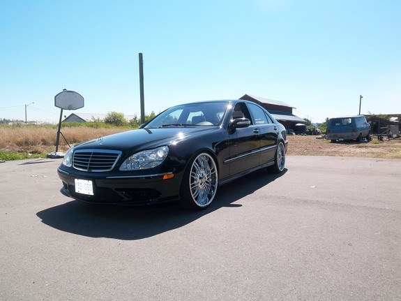 Another renee04benz 2004 Mercedes-Benz S-Class post... - 11868349
