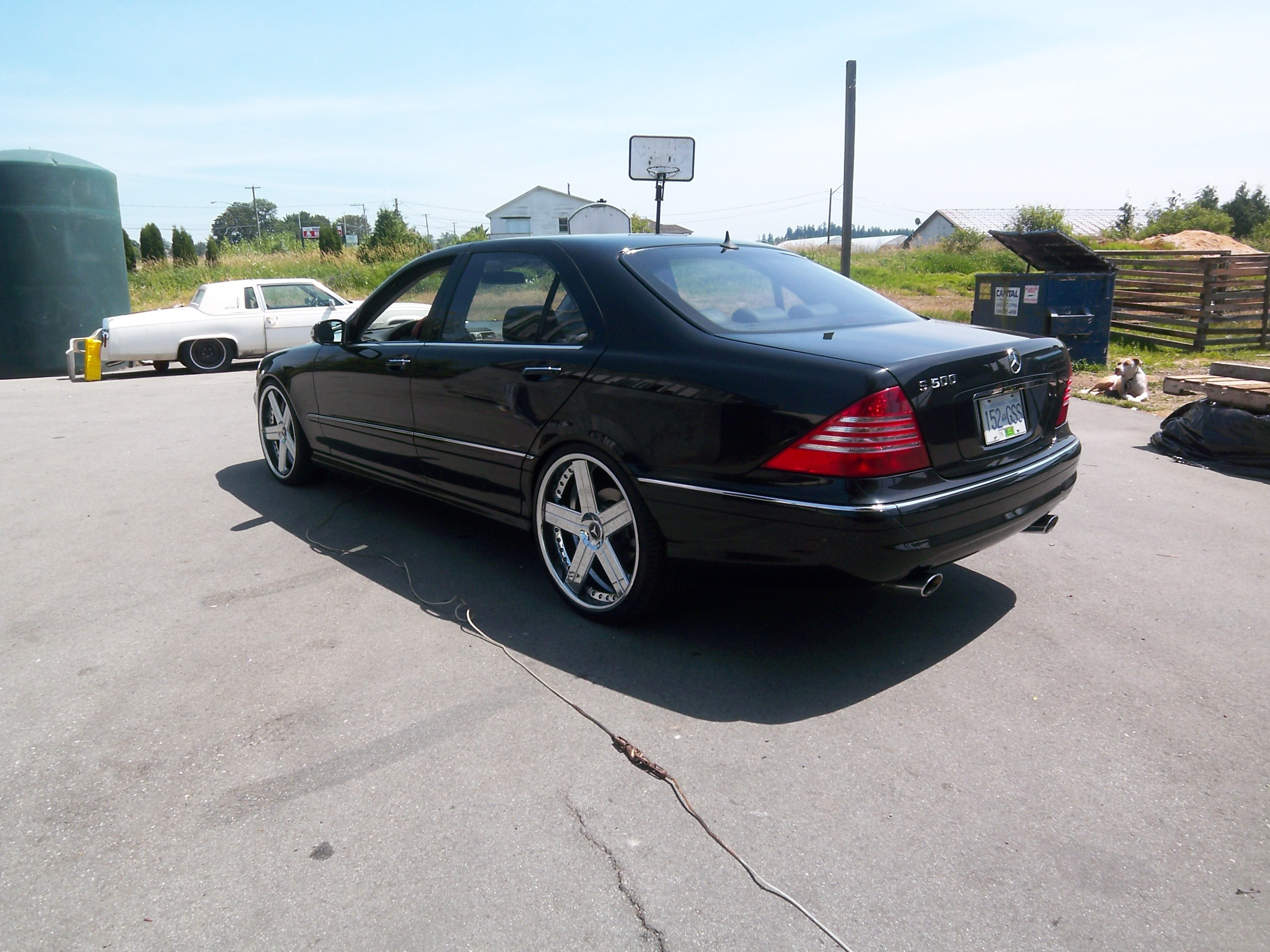 Another renee04benz 2004 Mercedes-Benz S-Class post... - 11868364