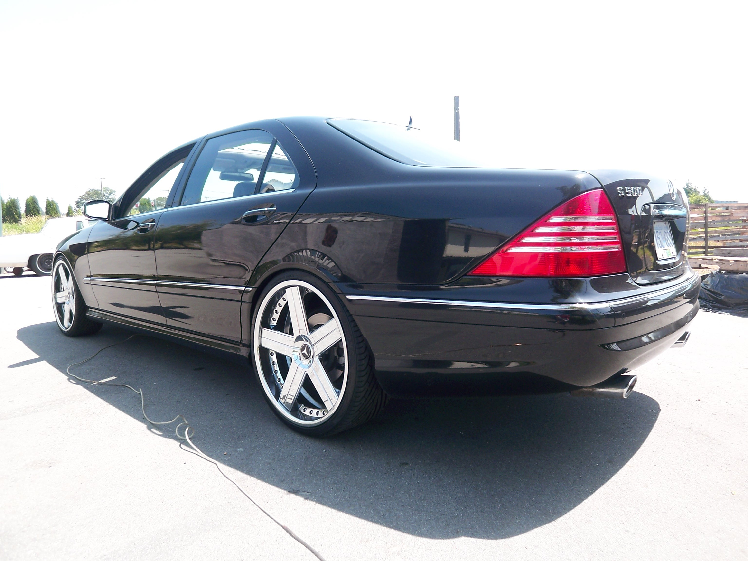 Another renee04benz 2004 Mercedes-Benz S-Class post... - 11868365