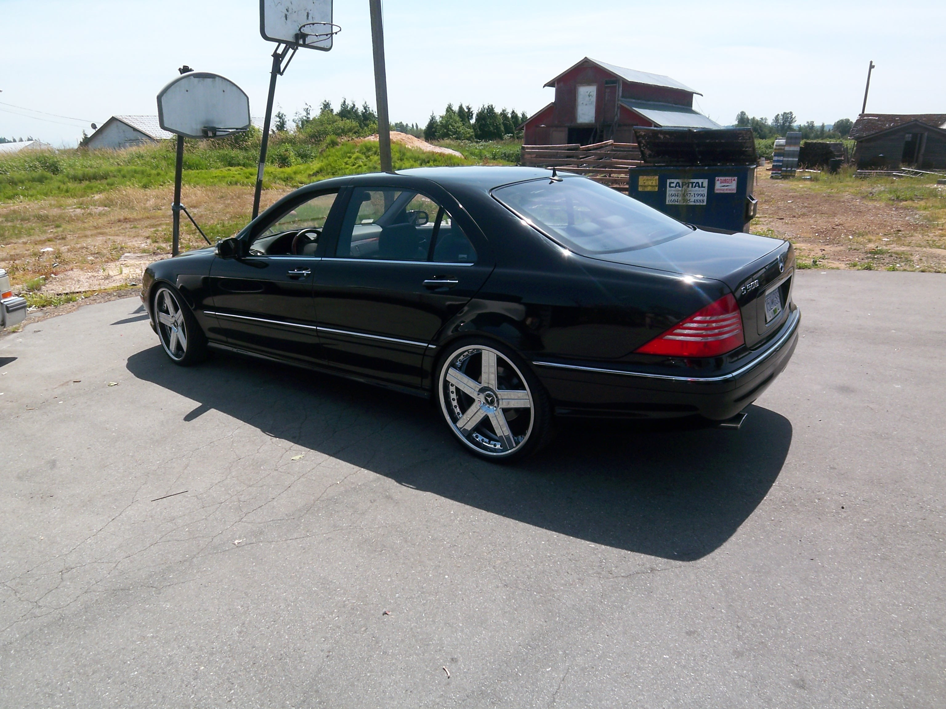 Another renee04benz 2004 Mercedes-Benz S-Class post... - 11868375