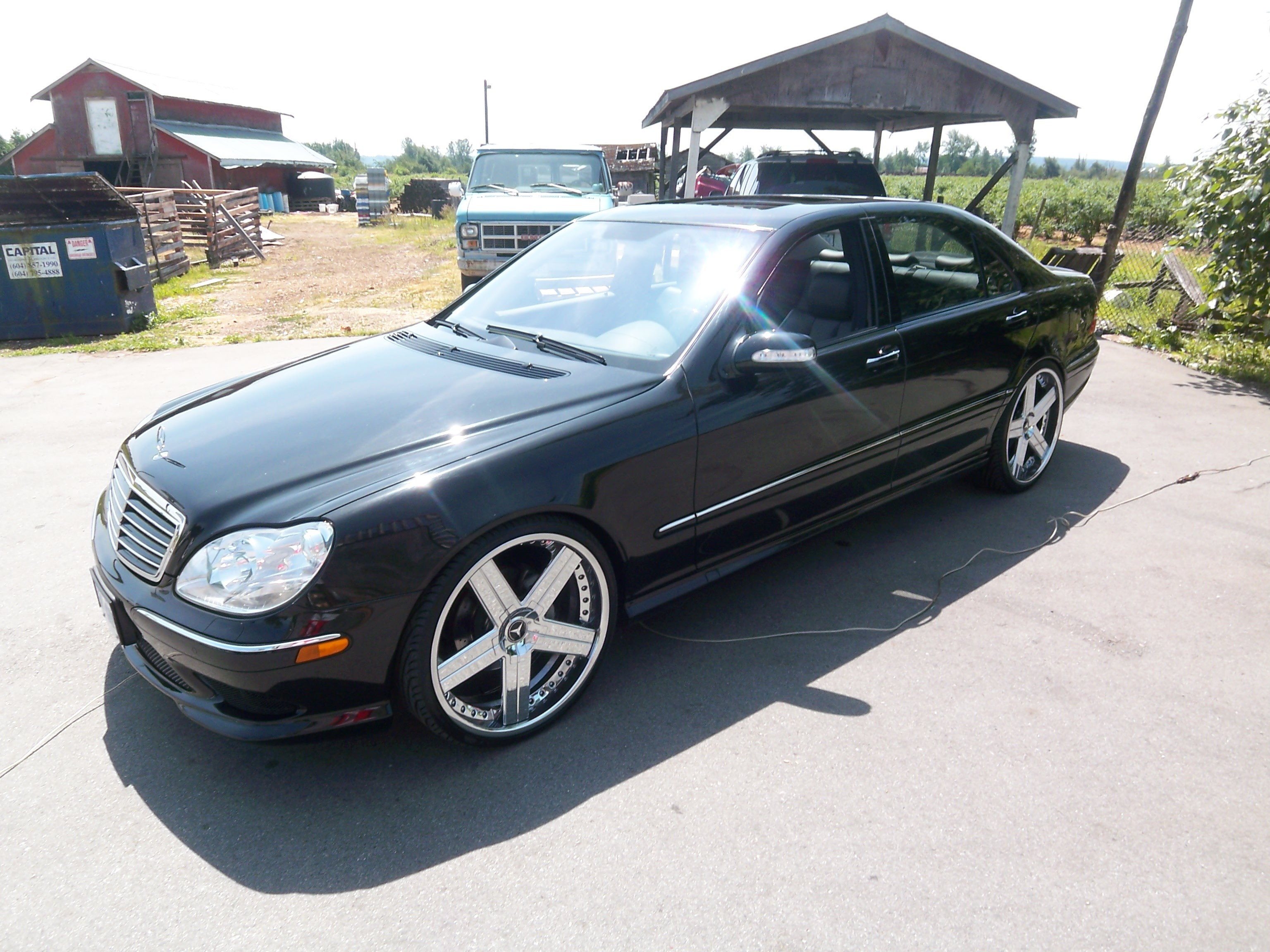 Another renee04benz 2004 Mercedes-Benz S-Class post... - 11868376