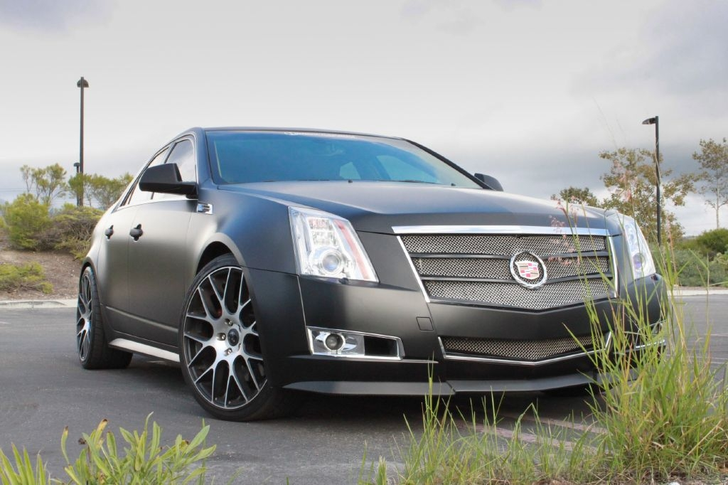 Another Black_Dahlia 2008 Cadillac CTS post... - 11870247