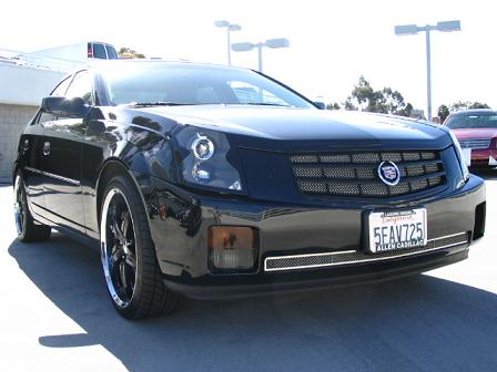 Another Black_Dahlia 2004 Cadillac CTS post... - 11870398