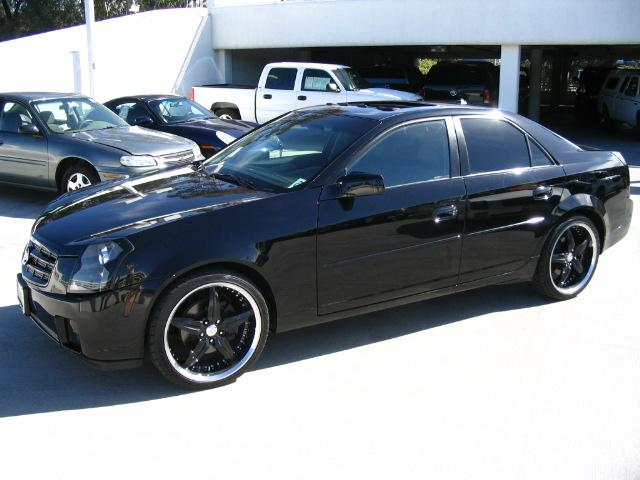 Another Black_Dahlia 2004 Cadillac CTS post... - 11870399