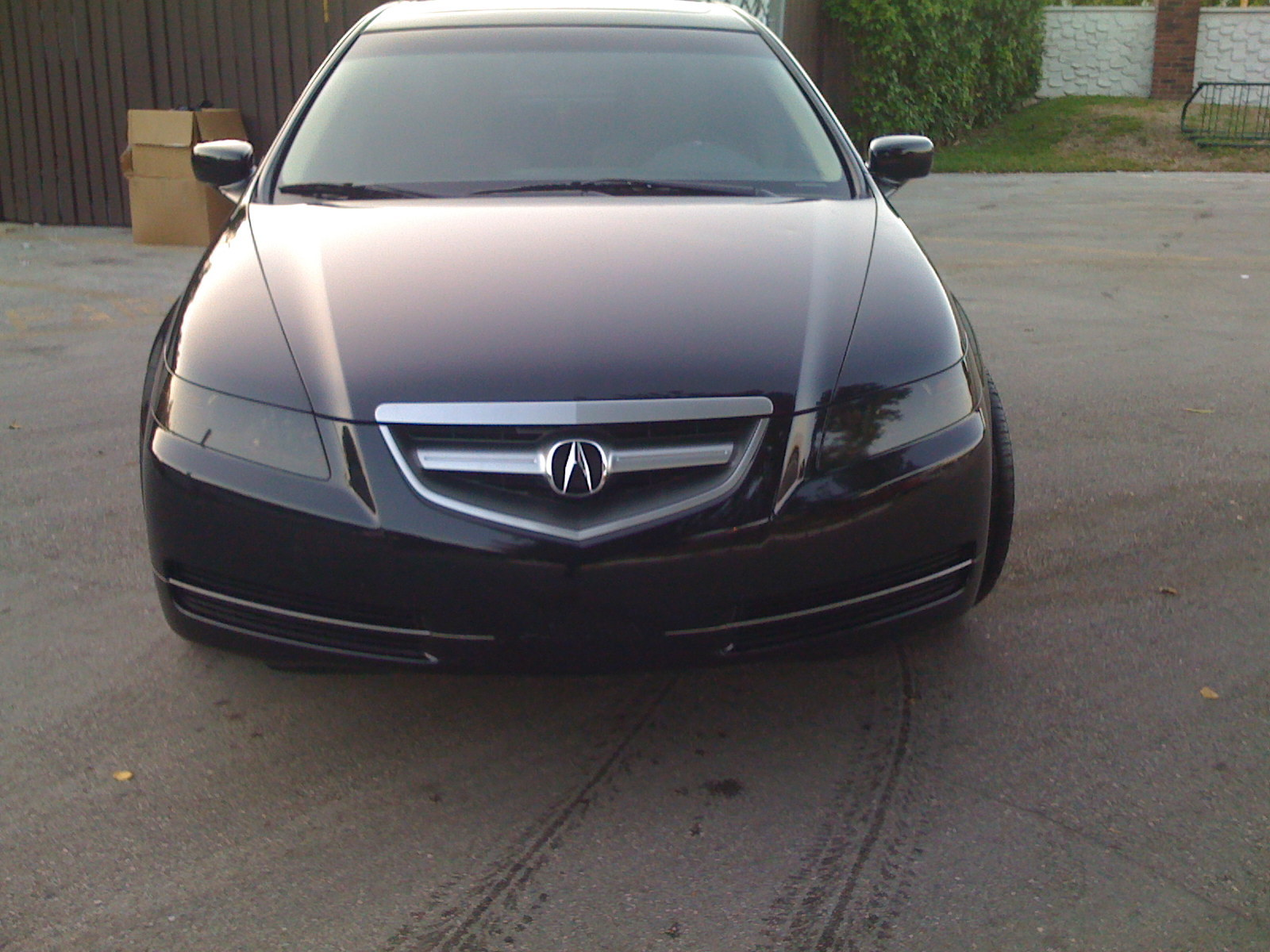 DremanAcura Acura TL Specs Photos Modification Info At CarDomain - 2004 acura tl headlights
