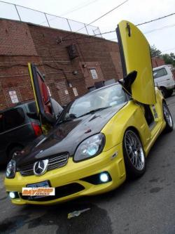 BaySpeedAeros 1998 Mercedes-Benz SLK-Class