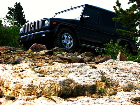 Another devinw 2003 Mercedes-Benz G-Class post... - 11869782