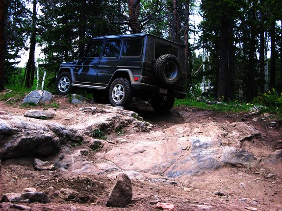 Another devinw 2003 Mercedes-Benz G-Class post... - 11869783