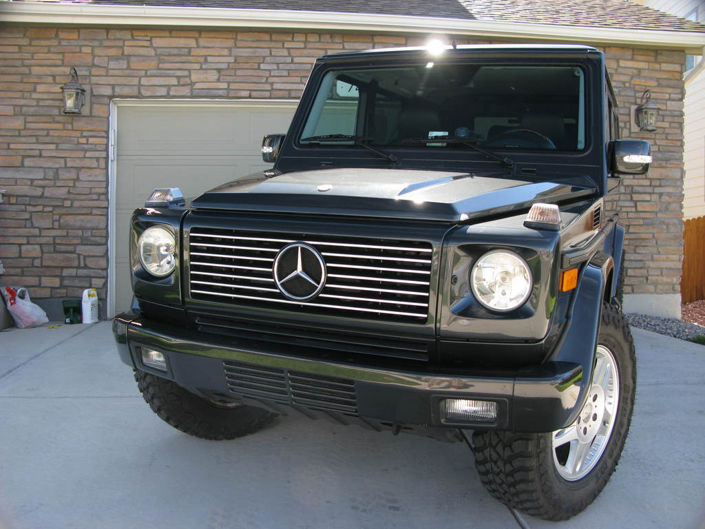 Another devinw 2003 Mercedes-Benz G-Class post... - 11869785