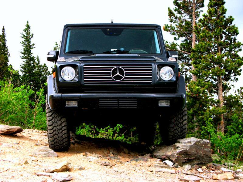 Another devinw 2003 Mercedes-Benz G-Class post... - 11869786