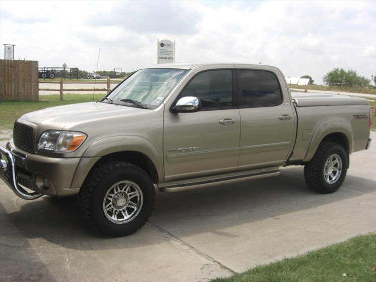 lucky rider 2006 toyota tundra access cab specs photos modification info at cardomain. Black Bedroom Furniture Sets. Home Design Ideas