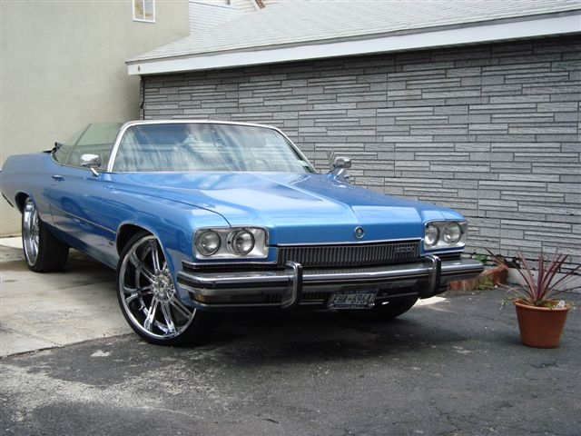Another 092317 1973 Buick Centurion post... - 11871538