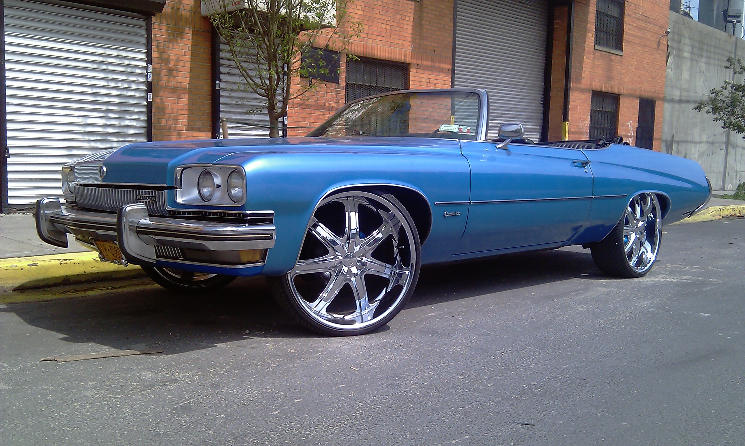 Another 092317 1973 Buick Centurion post... - 11871541