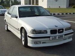 WESMALIKs 1992 BMW 3 Series