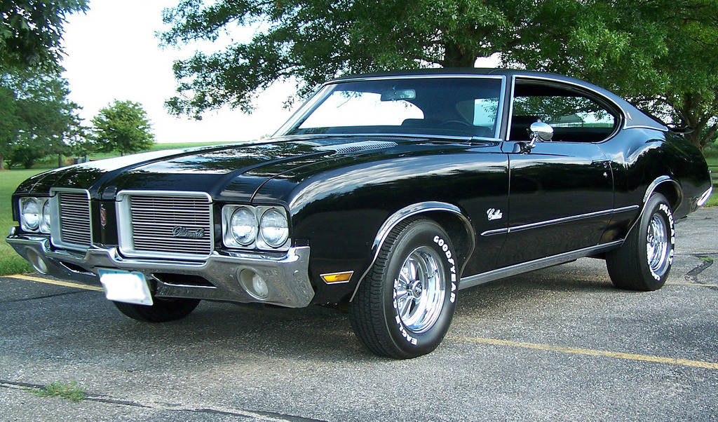 mcizer's 1971 Oldsmobile Cutlass