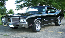 mcizer 1971 Oldsmobile Cutlass