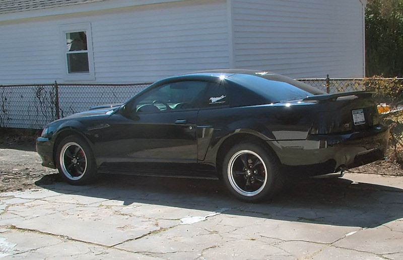 Another DKano 2004 Ford Mustang post... - 11872033