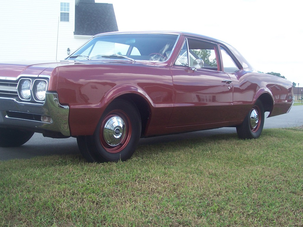 Another allolds 1966 Oldsmobile F-85 post... - 11871377