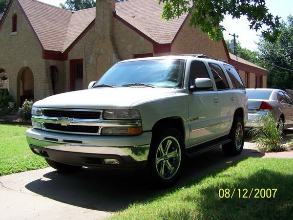 nosnarb 2001 Chevrolet Tahoe