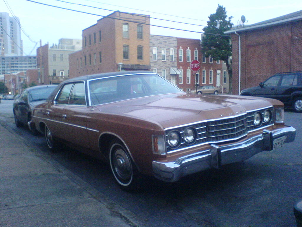 Another RNUDOWN 1974 Ford Galaxie post... - 11924918