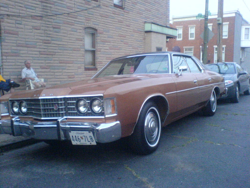 Another RNUDOWN 1974 Ford Galaxie post... - 11924919