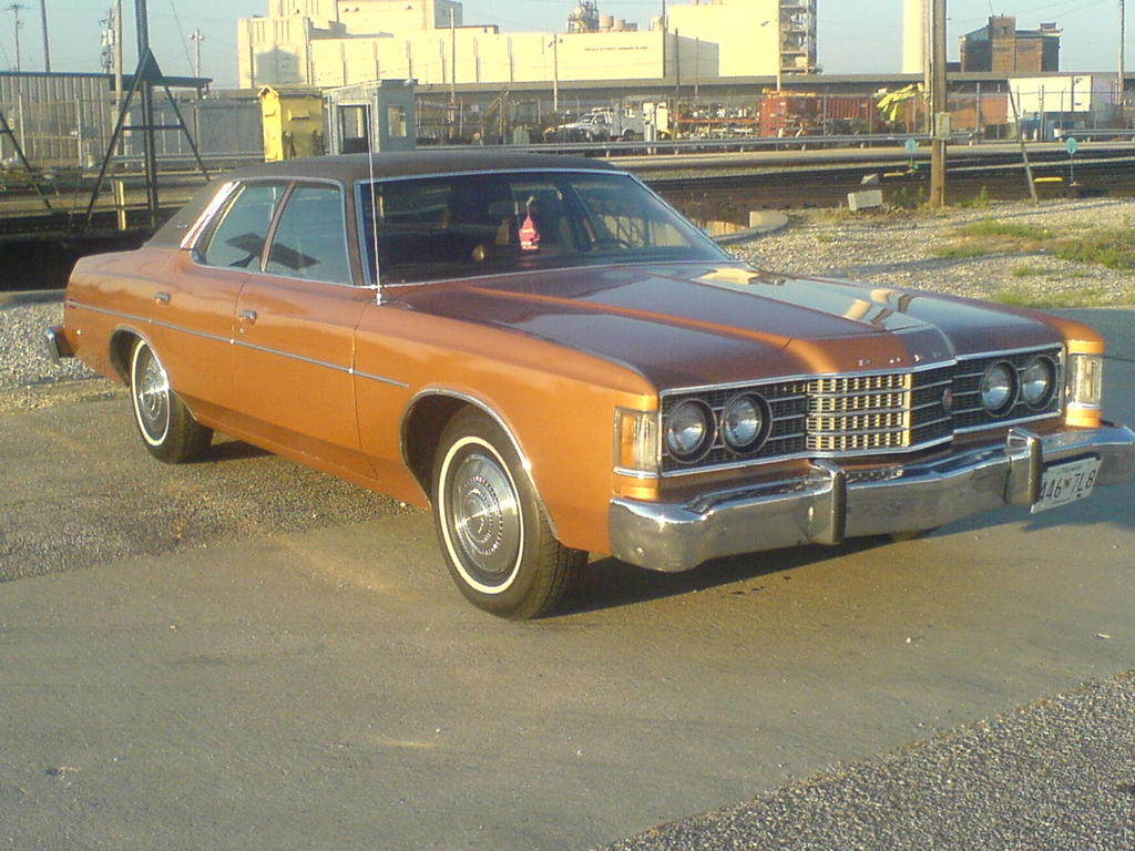Another RNUDOWN 1974 Ford Galaxie post... - 11924921