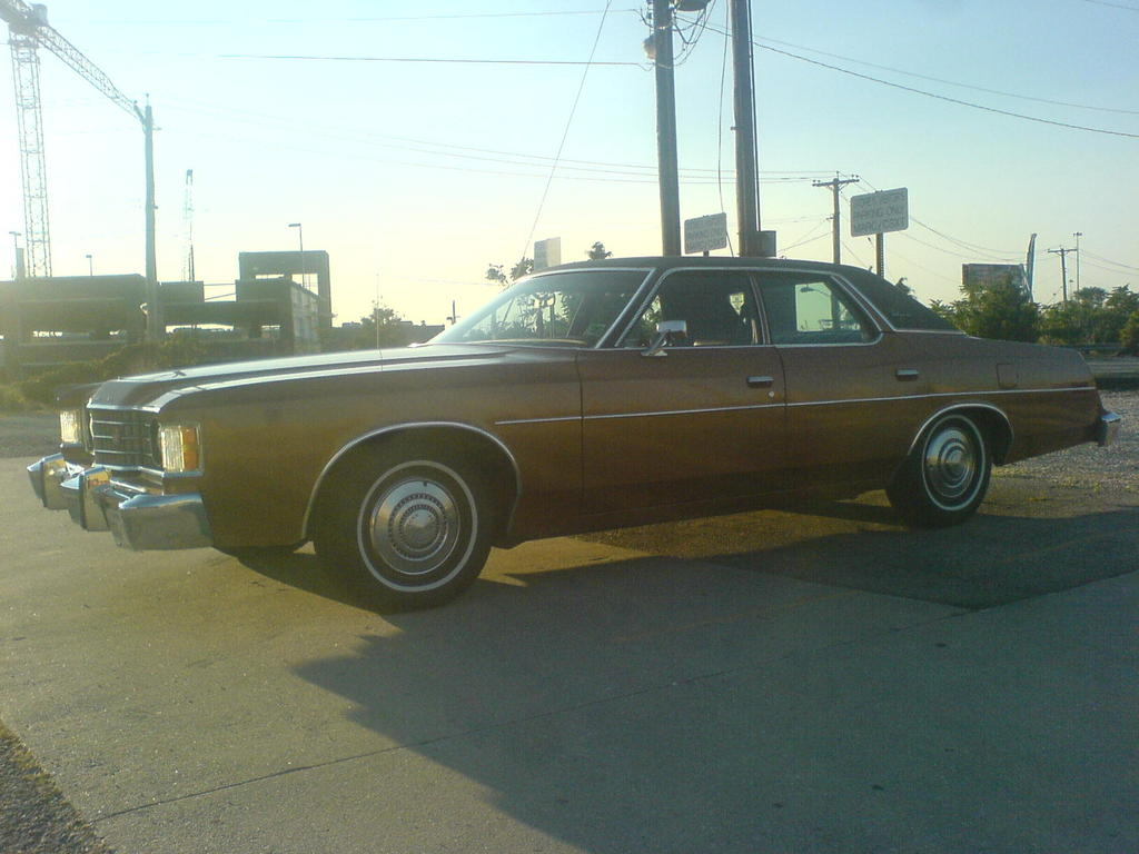 Another RNUDOWN 1974 Ford Galaxie post... - 11924922