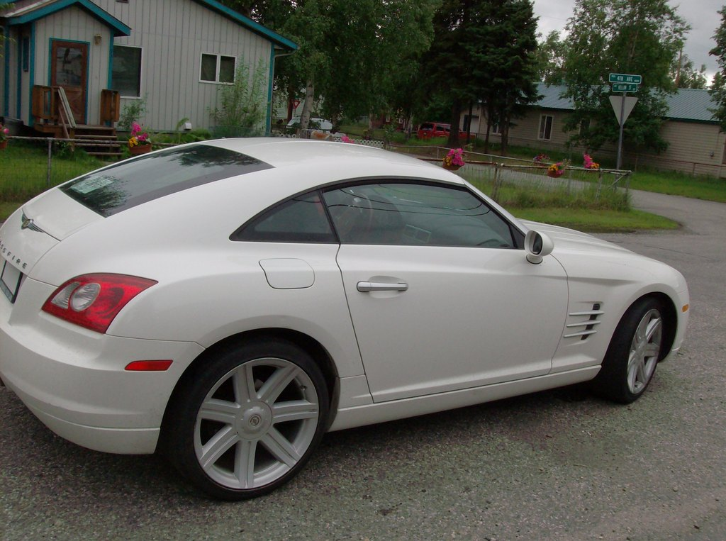 akxcrossfire 2004 chrysler crossfire specs photos modification info. Cars Review. Best American Auto & Cars Review