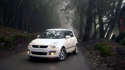 hydrashok 2008 Suzuki Swift