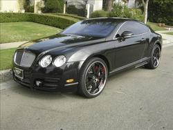 BlakBentleyGTs 2005 Bentley Continental GT