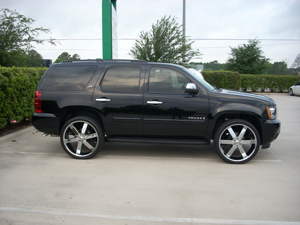 terrell1906 2008 chevrolet tahoe specs photos. Black Bedroom Furniture Sets. Home Design Ideas