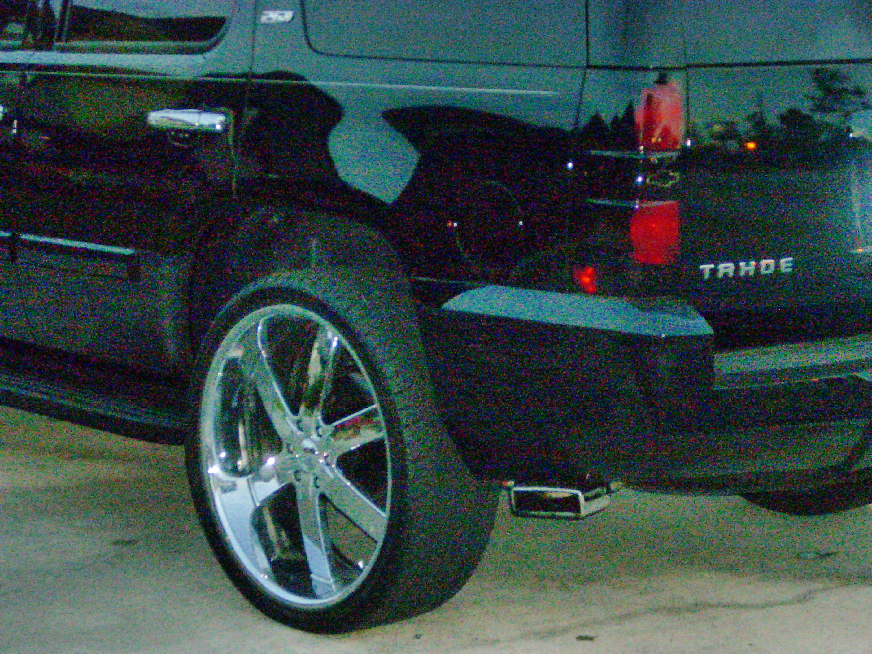 Another Terrell1906 2008 Chevrolet Tahoe post... - 11876288