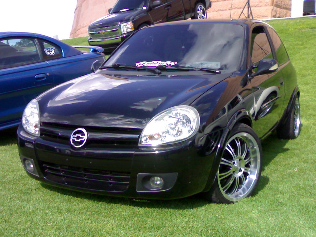 tortondiaz 2007 opel corsa specs photos modification info at cardomain. Black Bedroom Furniture Sets. Home Design Ideas