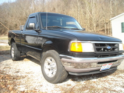 Cloven81s 1997 Ford Ranger Regular Cab