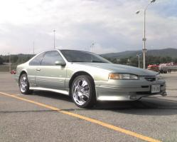 97PrettyBirds 1997 Ford Thunderbird